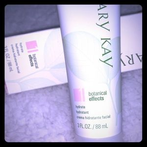 Hydrate cream for dry to sensitive skin